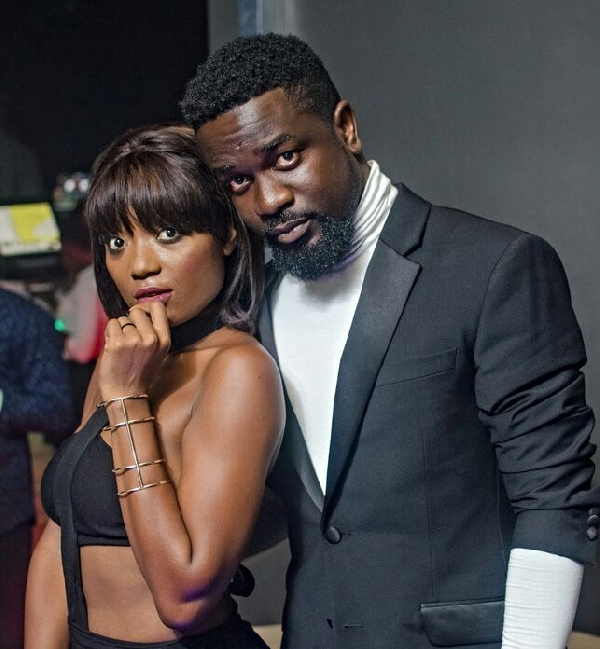 Sarkodie And Efya Can't Deny Chopping Themselves Before He Got ...